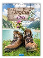 Trötsch Classickalender Berglust 2022