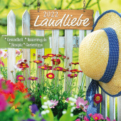 Trötsch Broschürenkalender Landliebe 2022