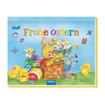 Trötsch Pop-Up-Buch Ostern