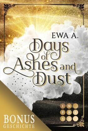 Days of Ashes and Dust. Schattenjagd (Die Vorgeschichte inkl. XXL-Leseprobe vom Roman)