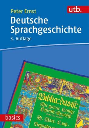 Ernst, Peter: Deutsche Sprachgeschichte