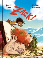 Zack! Cover