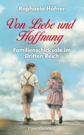Von Liebe und Hoffnung Cover