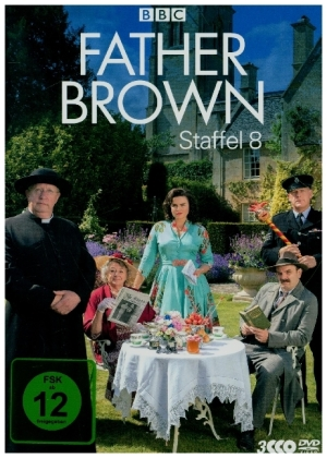 Father Brown, 3 DVD