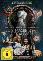 Die Magie der Träume, 1 DVD Cover
