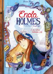 Enola Holmes (Comic). Band 2