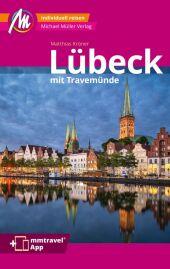 Lübeck MM-City inkl. Travemünde Reiseführer Michael Müller Verlag
