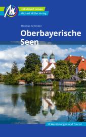 Oberbayerische Seen Reiseführer Michael Müller Verlag Cover