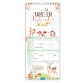 Trötsch Familienkalender Waldfreunde 2022