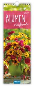 Trötsch Streifenkalender Blumen 2022