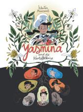 Yasmina und die Kartoffelkrise Cover