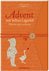 Briefbuch - Advent mit Selma Lagerlöf