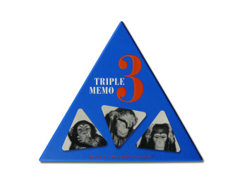 DREI. Das Triple Memo (Spiel)