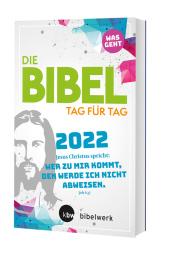 Was geht - Die Bibel Tag für Tag 2022 Cover