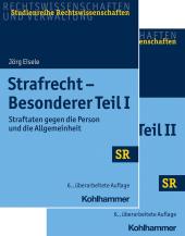Strafrecht - Besonderer Teil I + Besonderer Teil II - Paket