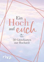 Ein Hoch auf euch - 50 Gästekarten zur Hochzeit