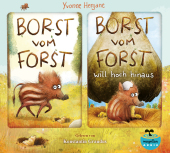 Borst vom Forst (Audio-CD), 1 Audio-CD