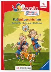 Leserabe - Fußballgeschichten