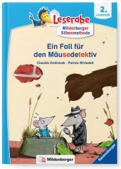 Leserabe - Ein Fall für den Mäusedetektiv