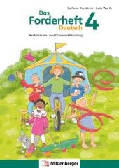 Das Forderheft Deutsch 4