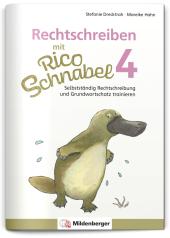 Rechtschreiben mit Rico Schnabel, Klasse 4