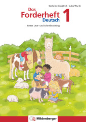 Das Forderheft Deutsch 1