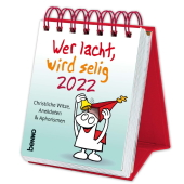 Wer lacht, wird selig 2022 Cover
