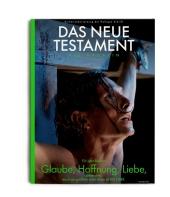 Das Neue Testament als Magazin Cover
