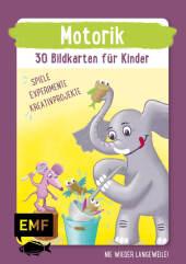 Motorik - 30 Bildkarten für Kinder im Kindergarten- und Vorschulalter