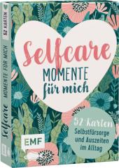Kartenbox Selfcare: Momente für mich -52 Karten für mehr Selbstfürsorge und kleine Auszeiten im Alltag