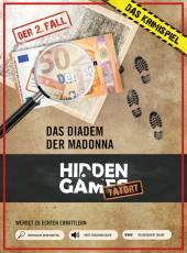 Krimi-Spielebox: Hidden Games Tatort -Das Diadem der Madonna (Fall 2)
