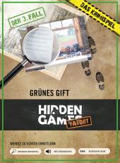 Krimi-Spielebox: Hidden Games Tatort -Grünes Gift (Fall 3)