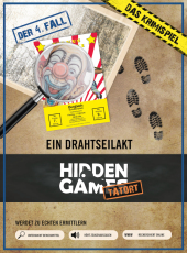 Krimi-Spielebox: Hidden Games Tatort -Ein Drahtseilakt (Fall 4)