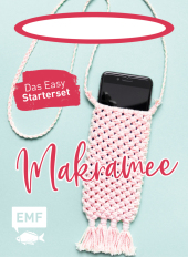 Makramee - das Easy Starterset für deine trendige Handytasche