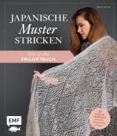 Japanische Muster stricken - das große Projektbuch Cover