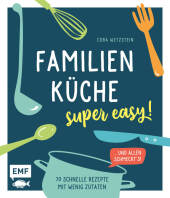 Familienküche - super easy! Cover