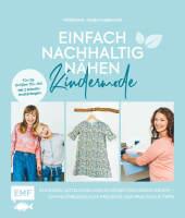 Einfach nachhaltig nähen - Kindermode Cover