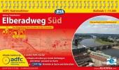 ADFC-Radreiseführer Elberadweg Süd 1:75.000 praktische Spiralbindung, reiß- und wetterfest, GPS-Tracks Download
