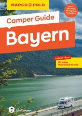MARCO POLO Camper Guide Bayern