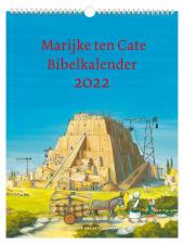 Marijke ten Cate Bibelkalender 2022
