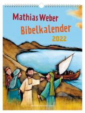Mathias Weber Bibelkalender 2022