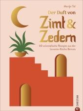 Der Duft von Zimt & Zedern Cover