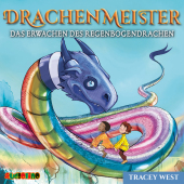 Drachenmeister (10), 1 Audio-CD