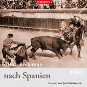 Mit H. C. Andersen nach Spanien, 1 Audio-CD