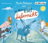 Der kleine Esel Liebernicht, 1 Audio-CD Cover