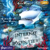 Internat der bösen Tiere - Die Falle Cover