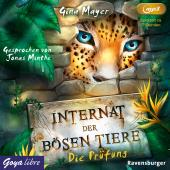 Internat der bösen Tiere - Die Prüfung Cover