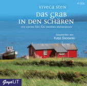Das Grab in den Schären, 4 Audio-CD Cover