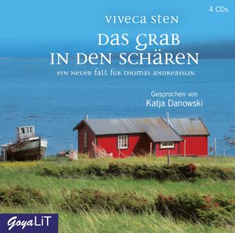 Das Grab in den Schären, 4 Audio-CD