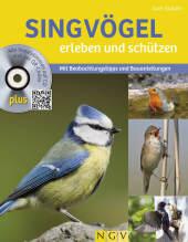 Singvögel erleben und schützen, m. Audio-CD Cover
